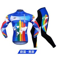 Wholesale Cycling Jersey Sets MTP sleeved jersey suits for men and women in summer mountain bike clothing equipment jacket surrender spe