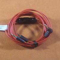 Wholesale 1pcs cm headphones cable headset cord for Sol Republic headphones with control talk
