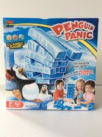 Wholesale New arrival hot sale Classic Game Penguin panic is good FREE SHIPING