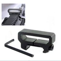 Wholesale 1PCS New Rail Adapter Sling Scope Mount Picatinny Weaver Tactical Attachment Scope Mounts Accessories