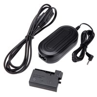 Wholesale ACK E8 AC V Power Adapter with DC Coupler Cable for Canon EOS D D D Rebel T2i T3i T4i Kiss X4 X5 X6i order lt no track
