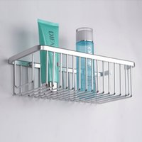 bathroom corner cabinets - Bathroom Chrome Wall Mount Over Medicine Cabinet Toilet Storage Shelf Organizer