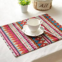big coffee tables - Big Sales Dinner Table Mats Kitchen Accessories Table Mats Drink Coasters Hotel Coffee Cup Pads cm JE0180