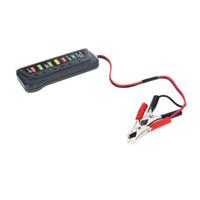 best alternators - Tirol V LED Digital Car Battery Tester Alternator Tester LED Lights Display Indicates Condition Diagnostic Tool best