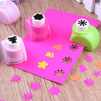 Wholesale punch diy craft hole punch eva foam puncher Kids scrapbook paper cutter scrapbooking punches Embossing device