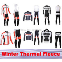 Wholesale Kuota cycling jersey winter thermal fleece long sleeves new jerseyss kit ciclismo bicicletas ropa ciclismo maillot tight mtb