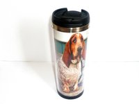 basset hound gifts - New Basset Hound Dog Creative Mug Coffee Cup Tea Cup Travel Cup Drinkware CM OZ Cup Best Gift