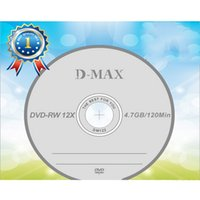 Wholesale Blank Discs Recordable DVD Rw for DVD Movies TV series Fitness DVDs set Region Region Burn DVD RW rewritable blank