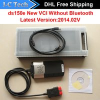 Cheap DHL free shipping 2014. 2 With Keygen Diagnostic Tool TCS CDP DS150E New VCI for Cars and Trucks without Bluetooth with Box