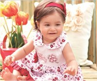 Wholesale Baby Girls Flower Vest Clothing Set Newborn Casual Dress Sets Childrens Fashion Dress Infant Summer Toddler Clothes BY DHL