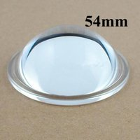 Wholesale mm Optical Glass Lens Collimator Plano Convex for High Power Led Projector