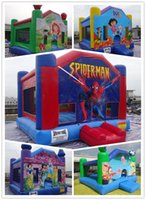 inflatable games inflatable bouncer - high quality Inflatable Jumping Bouncer jumping castle bounce house inflatable entertainment game for kids