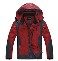 Wholesale Hot autumn and winter men down jacket casual outdoors Ski wear mountaineering waterproof coat