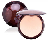 Wholesale Promotion Whole Sale Waterproof Sunscreen Long Lasting Makeup Foundation Pressed Powder Cake colors CB111
