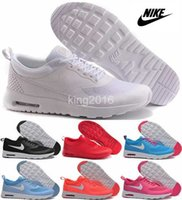 printing - Nike Air Max Thea Print Running Shoes For Women Men Fashion Breathable Athletic Sport Sneakers Eur