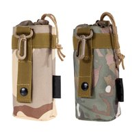Wholesale Outdoor Camping Bags For Outdoor Water Bottle Bag Kettle Pouch Holder BHU2
