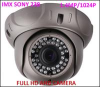 Wholesale Powerful CCTV Analog HD High Quality Security MP IR Vandalproof P Dome AHD Camera