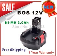 bosch power tools - New V Ni MH Ah Replacement Power Tool Battery for Bosch BAT043 Bosch Bosch