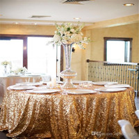 chinese christmas lights - Sequins Table Cloth Custom Made High Quality Wedding Decorations Table Skirting Party Birthday Supplies Sequined Table Cloth