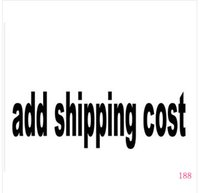 Wholesale add shipping cost for some one order