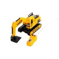 Wholesale Children s Toys Electric Remote Control Car Simulation Car Excavator K5BO