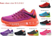 shoes china - China Post Air parcel Flyknit Maxes men and women running shoes jogging outdoors walking EUR36 hot sale