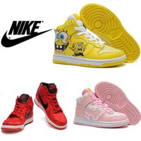 sports shoes skateboard - Athletic Nike Dunk SB Sport Shoes For Children Women Men Shoes Sneakers Man Fashion Breathable Skateboard Shoes Brand