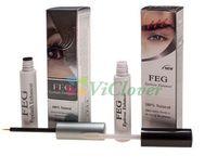 Wholesale Original Free Brand New Makeup FEG Eyelash Serum Natural Lash Brow Growth enhancer Free DHL shipping