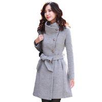 Wholesale Woolen Cotton Winter Jackets Women Coats Jackets Winter Warm Plus Sizes Coats Jackets Mulheres casacos jaquetas For Ladies