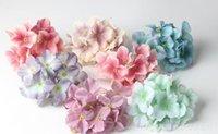 Wholesale 2016 Artificial Silk Flower DIY material headwear For Wedding Centerpieces Decorations Bouquet Garland Home Ornament BSH44