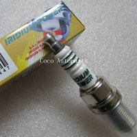 Wholesale Brand New Genuine set Denso Iridium Power IK20 Spark Plugs Part Racing Tuned Turbo