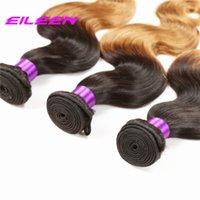 Cheap 6a grade hot beauty malaysian hair Best three tone omber hair rosa hair products