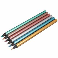 best artist products - Best Price Modern Colors Fine Non toxic Metallic Shine Artist Sketching Drawing Pencils School Products