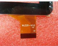 Wholesale 7 inch flat panel touch screen handwriting screen capacitive screen WJ331 V1