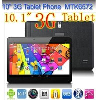 Cheap cheapest 10 inch MTK6572 Dual Core 1.2Ghz Android 4.2 WCDMA 3G Phone Call tablet pc GPS bluetooth Wifi Dual Camera with 2 SIM Card Slot