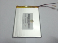 Wholesale Tablet pc V mAH polymer lithium ion battery Li ion battery for tablet pc inch inch inch