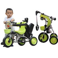 baby bicycle - Four small baby strollers carts portable folding push their own children s toy car stroller BL03