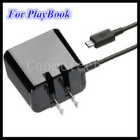 Wholesale Fold Blade Micro USB Wall Charger AD8213HF V A AC Travel Home Charger Adapter US EU Plug for blackberry playbook tablet DHL Free