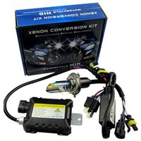 Wholesale Hot Selling W H4 Motorcycle HID Xenon Kit External Lights