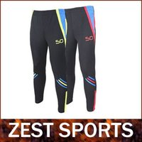 Wholesale Brand Cycling running pants breathable quick drying training nine points trousers cycling bicycle MTB cloths