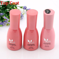 Wholesale Fashion Nail Polish for Girls ML Volume Soak Off UV Nail Gel for Ladies Top Coat and Base Coat High Quality Hot Sale