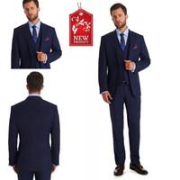Cheap Slim fit wedding suit Best tuxedos for men