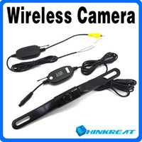 Wholesale New Style CM26 Wireless Rearview Backup reversing Camera for Car DVD TVL
