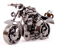 diecast cars - Diecast Cars Model Vehicle Home decorative wrought iron handicrafts motorcycle Iron car motorcycle model Creative gifts