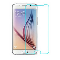 Wholesale 2 D H Hardness Tempered Glass Screen Protection Film mm For Samsung S6 Edge