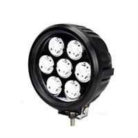 Wholesale W Cree LED Work Light Car Light Source LED Lamp Fog Driving light For Car Motorcycle Forklift Offroad Truck Boat