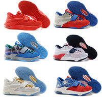 Mid Cut kd - Kevin Durant Kd Kd VII Mens Basketball Shoes Kd7 Kd Shoes With Tick Swoosh