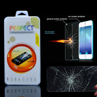Wholesale For iPod Touch iphone s plus s s Tempered Glass Screen Protector Film Anti Explosion ipad touch th th th Gen