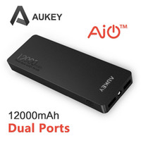 battery powered devices - Aukey mAh Portable Power Bank Charger External Battery Pack with AIPower Tech for Apple Android and USB Powered Devices