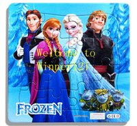 Wholesale 2014 Top Sale Cartoon DVD Movies Frozen Best Christmas Gifts Factory Fast Shipping DHL EMS